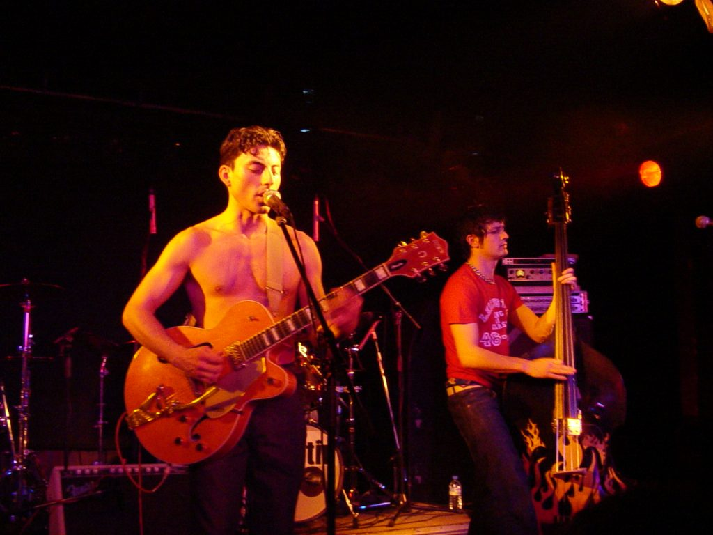 The Flames – 31.01.2003 – Colos-Saal Aschaffenburg