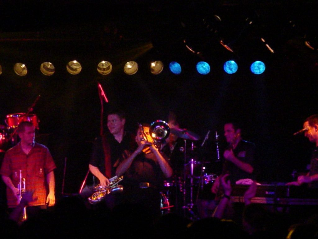 The Busters – Colos-Saal Aschaffenburg – 18.01.2003